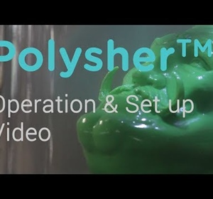 Polysher Operational & Set Up Video