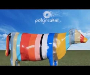 PolySmooth Cow