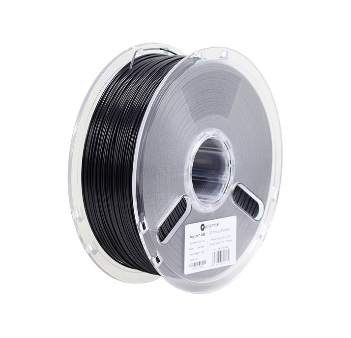 Polymaker PolyLite ABS 3D Printing Filament